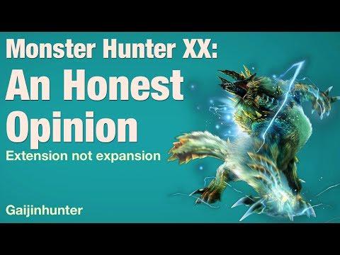 Xxx Mp4 Monster Hunter XX An Honest Opinion 3gp Sex