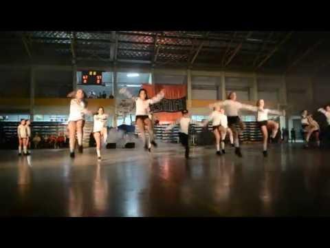 Apertura de las 29°  Jornadas Deportivas del ESTIM- Primera parte