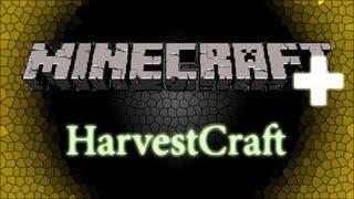 Minecraft+: HarvestCraft - Mod Spotlight