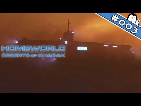 Homeworld Deserts of Kharak #003 - Kap des Zorns [Let's Play|Deutsch|German]