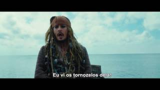 Piratas do Caribe: A Vingança de Salazar - Trailer