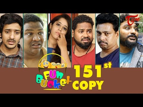 Fun Bucket | 151st Episode | Funny Videos | Telugu Comedy Web Series | By Sai Teja - TeluguOne