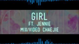 【Jennie】「GIRL -side A-」【歌ってみた】