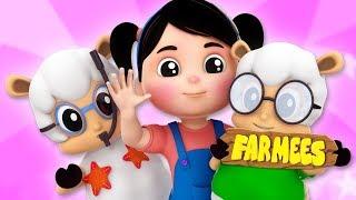 Little Bo Peep | Kindergarten Songs And Videos For Kids