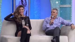 Luciana Gimenez briga AO VIVO com travesti