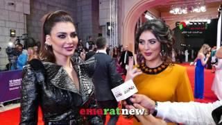 مريم حسين وقمر ومريم تكشف انها حامل بتوأم بنات وتسمي احداهما قمر !!!