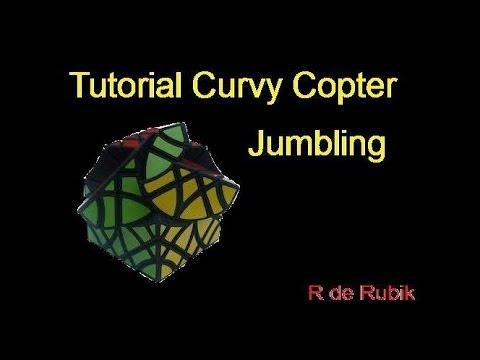 Tutorial Cuvy Copter Revoltijo--Jumbling (Español)