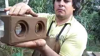 Maquina para Bloque Ecologico Eco Jamys 250  Manual