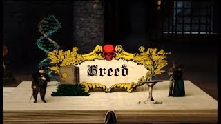 GREED documentary !! HISTORY CANNEL#seven deadly sins