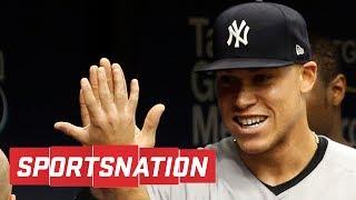 Is Aaron Judge Making Baseball Fun Again? | SportsNation | ESPN