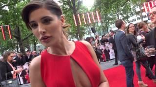 Spy movie premiere: Nargis Fakhri Interview