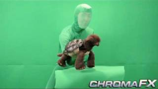 ChromaFX Chroma Key Green Special Effects Body Suit