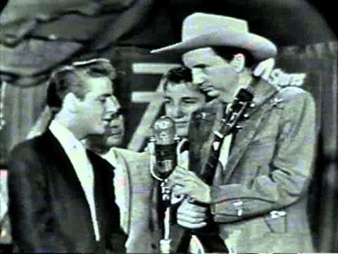 Town Hall party TV show 1959 starring Eddie Cochran..