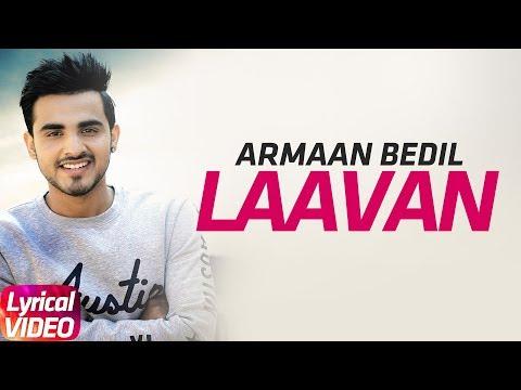 Laavan | Lyrical Video | Armaan Bedil | Latest Punjabi Songs 2017 | Speed Records