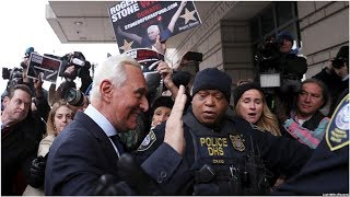 Trump Associate Stone Pleads Not Guilty To Charges Connected To Russia Probe