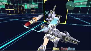 Cosmic League: Buster Class (Fiona) Training Part-01