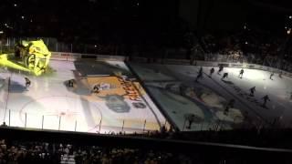 Nashville Predators 2015-2016 Ice Projection Team Intro