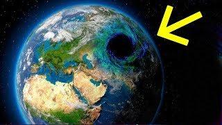 عثور العلماء علي ثقب أسود يلتهم الأرض من الداخل !!!