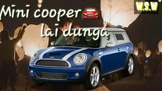 Mini Cooper | Nikka Zaildar | Ammy Virk | Whatsapp Status | Whatsapp status World |