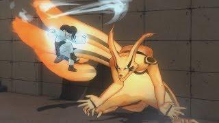 Byakugan Master Neji vs Naruto Prison Match! - Naruto Shippuden Ultimate Ninja Storm 4