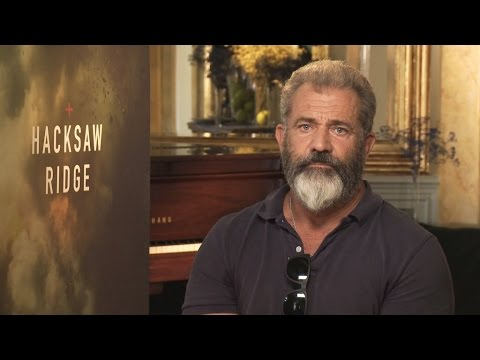 Mel Gibson on Venice directing and God