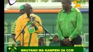 Dkt  Magufuli Amnadi Kitwanga