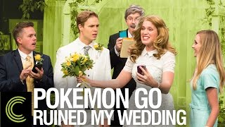 Pokémon Go Ruined My Wedding