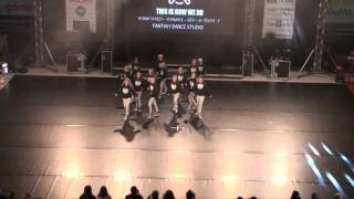 Fantasy Dance Studio | Czech Dance Masters 19.3.2016 - Praha | This Is How We Do It - 2. místo