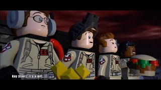 LEGO Dimensions - A Spook Central Adventure - All Cutscenes & Ending (Ghostbusters Level Pack)
