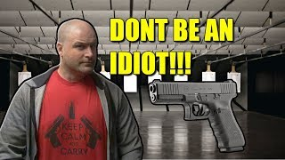 3 Mistakes Concealed Carriers Make