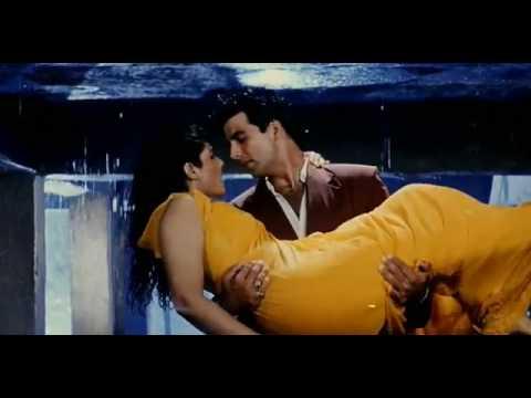 HD Raveena Tandon Hot Wet Tip Tip Barsa Pani Full Song.flv