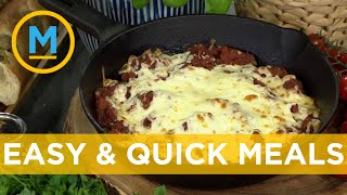 Simple and delicious dinners you can whip up in no time | Your Morning
