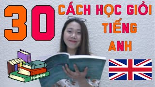 TOP 30 CÁCH ĐỂ HỌC TIẾNG ANH CỰC GIỎI I Hacks for learning English I Study with Sab