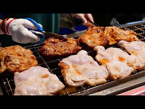 Taiwanese Street Food SPICY CHILI CHEESE CHICKEN Fried Chicken Taiwan