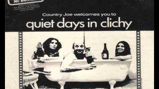 02 Country Joe McDonald-Nys' Love [Quiet Days in Clichy (1970) OST]
