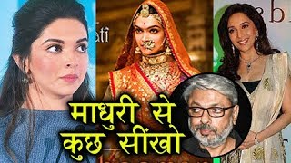 Deepika Padukone INSULTED For Ghoomar, Madhuri Dixit Came To Rescue