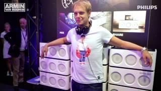 Armin van Buuren Philips M1X-DJ (Product Intro)