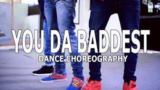 Future - You Da Baddest ft. Nicki Minaj   Dance Choreography