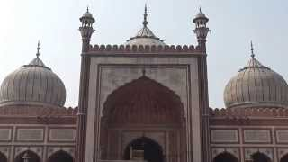 Beautiful Adhan from Jama Masjid in Delhi, India