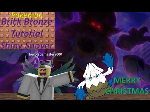 christmas event pokemon brick bronze