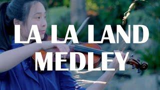 LA LA LAND MEDLEY - Violin, Viola, & Piano Cover