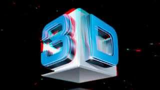 INTRO MOVIE  ANAGLYPH 3D (RED-CYAN) ISTANBUL HD 1080p
