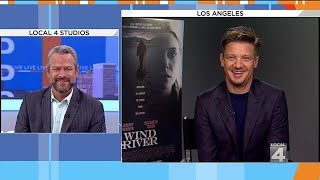 Live in the D: Jeremy Renner in Wind River