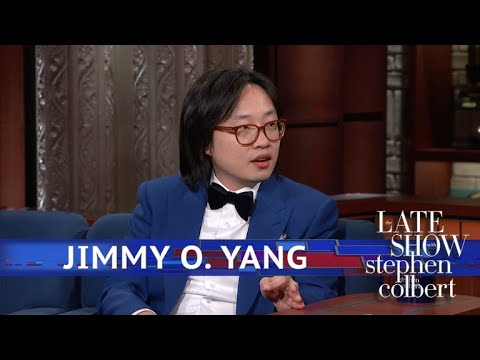 Jimmy O. Yang Says There s No Stand up Comedy In China