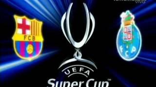 UEFA Super Cup 2011 Intro