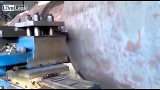 Biggest Lathe in The World.mp4