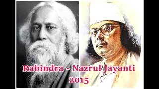 Rabindra Nazrul Jayanti 2015 at Seattle