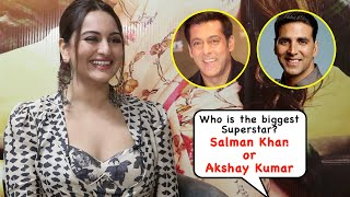 Sonakshi Sinha In An EXCLUSIVE Conversation On Salman Khan, Dabangg 3, Prabhudeva & Saiee Manjrekar