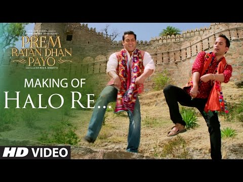 Xxx Mp4 Making Of HALO RE VIDEO Song Prem Ratan Dhan Payo Salman Khan Sonam Kapoor 3gp Sex
