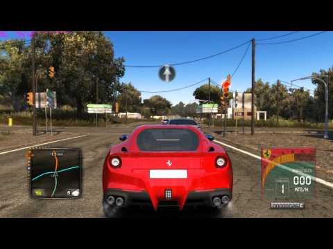 Test Drive Unlimited 2 - Ferrari F12 Berlinetta